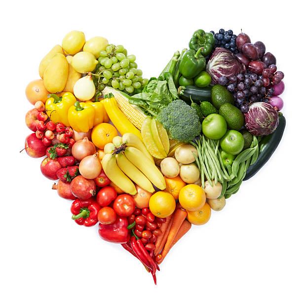 groente en fruit eten